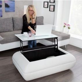 мебель для маленькой квартиры фото интерьера