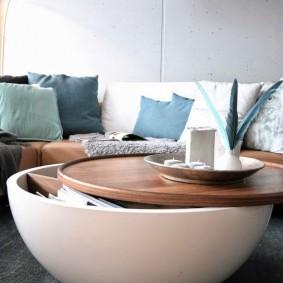 мебель для маленькой квартиры идеи интерьера