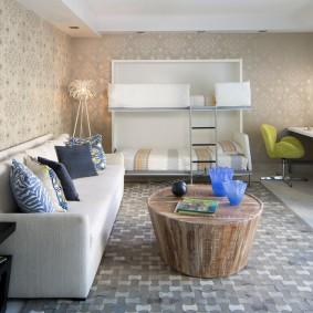 мебель для маленькой квартиры оформление идеи