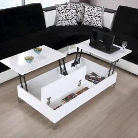 мебель для маленькой квартиры идеи вариантов