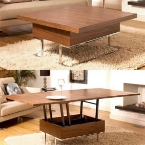 мебель для маленькой квартиры виды
