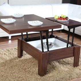 мебель для маленькой квартиры виды фото
