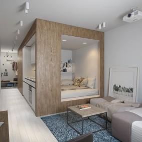 мебель для маленькой квартиры идеи виды