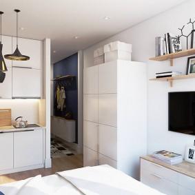 мебель для маленькой квартиры фото дизайн