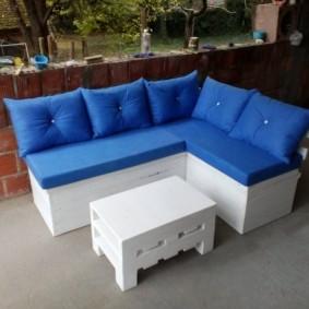 мебель для сада фото декор