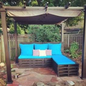 мебель для сада варианты фото