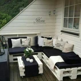 мебель для сада виды