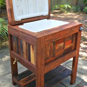 мебель для сада обзор идеи