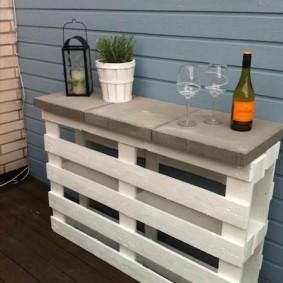 мебель для сада виды декора
