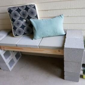 мебель для сада виды оформления