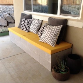мебель для сада варианты дизайна