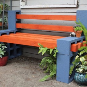 мебель для сада варианты декора