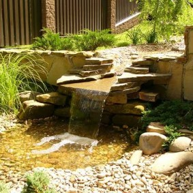 обустройство маленького сада ландшафтный дизайн