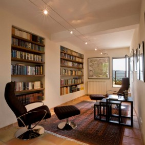 обустройство прямоугольной комнаты идеи дизайн