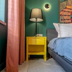освещение в спальне виды идеи
