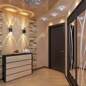 освещение комнат в квартире оформление идеи