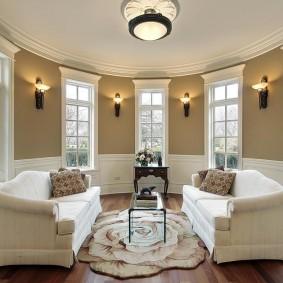 освещение комнат в квартире виды оформления