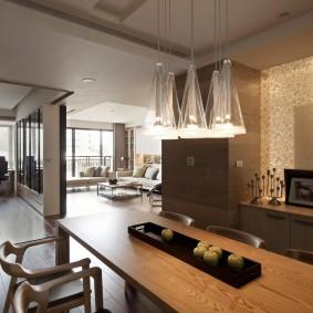 освещение комнат в квартире дизайн фото