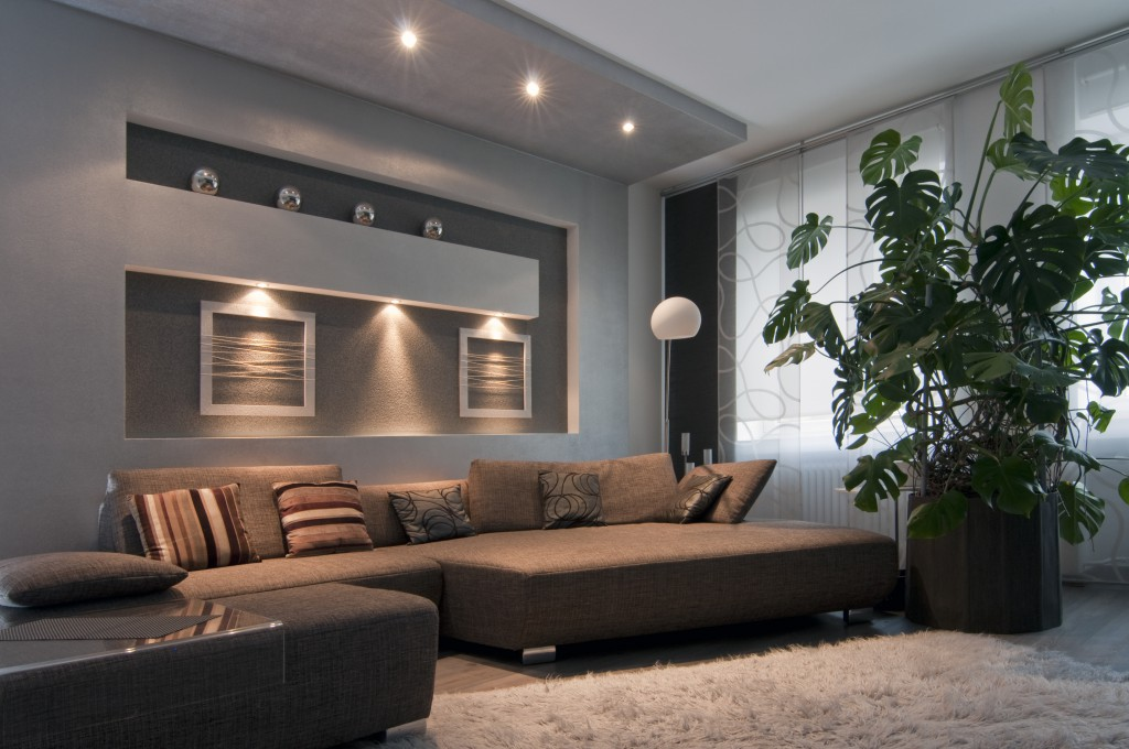 освещение комнат в квартире вид