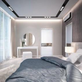 освещение в спальне варианты идеи
