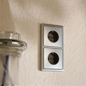 розетки и выключатели в квартире фото обустройство