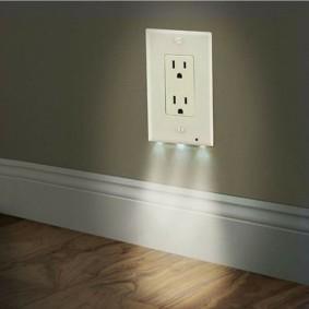 розетки и выключатели в квартире идеи оформление