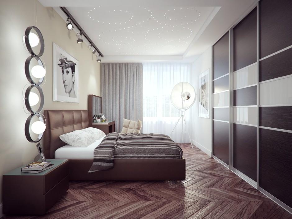современная спальня в 2020 году