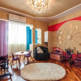 способы декора комнаты дизайн идеи