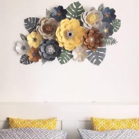 способы декора комнаты фото интерьера