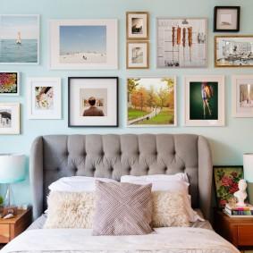 способы декора комнаты оформление