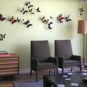 способы декора комнаты обзор