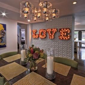способы декора комнаты виды дизайна