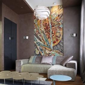 способы декора комнаты дизайн фото
