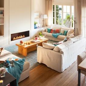 уютная комната идеи