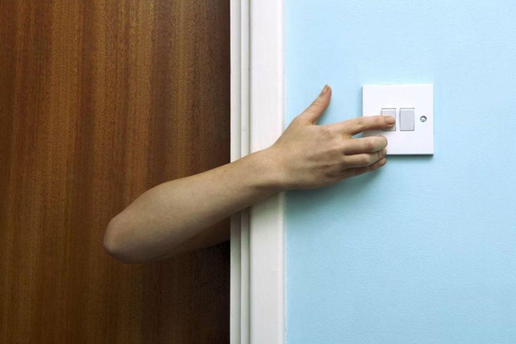 выключатели в квартире
