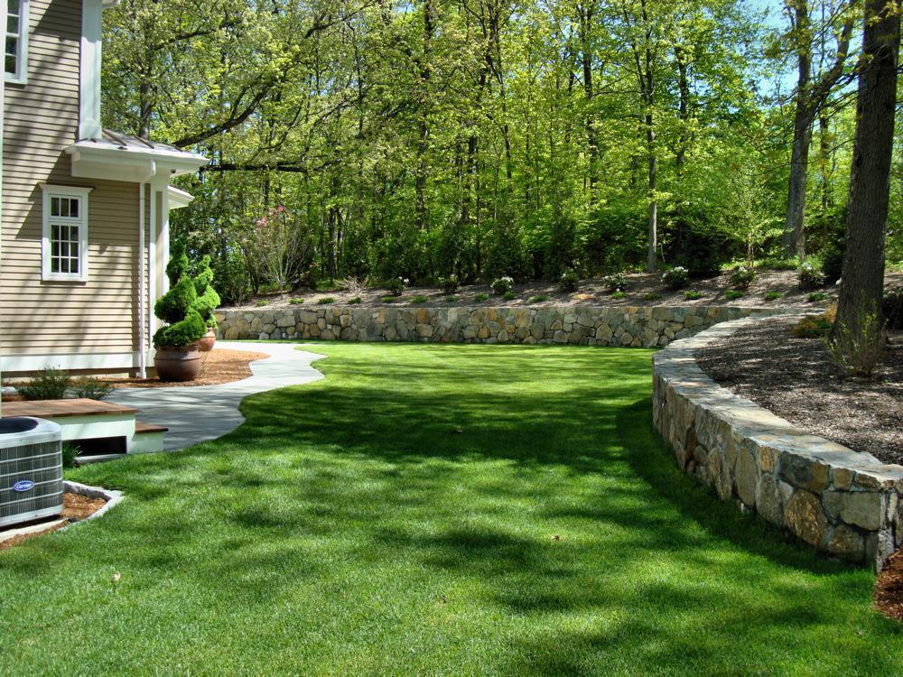 устройство участка загородного дома фото рост пышные формы