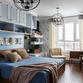 Красивая комната для девочки подростка