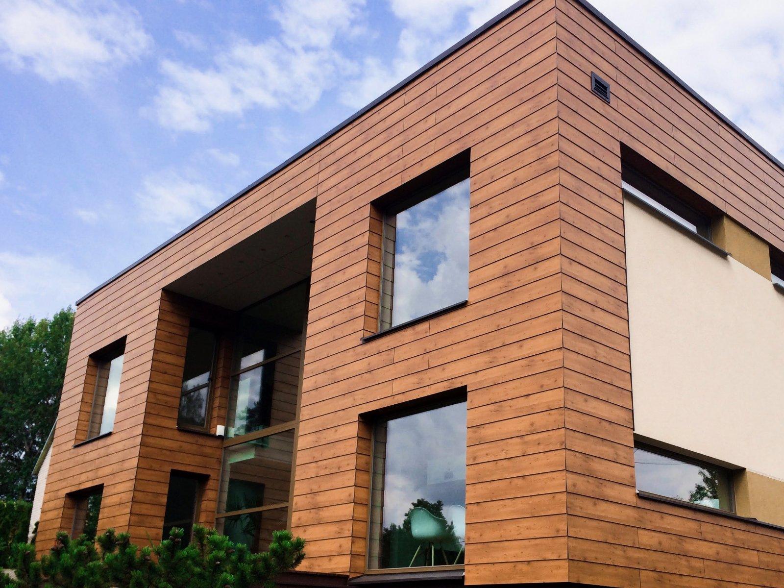 вкусу картинка фасад дома из панелей художественную мастерскую