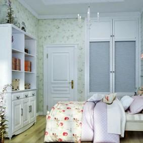 Спальня для мальчика в духе прованса