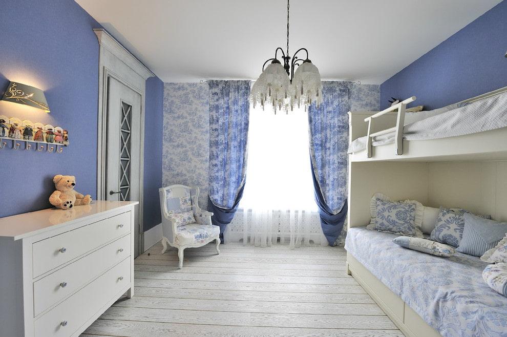 Комната мальчиков в стиле прованса