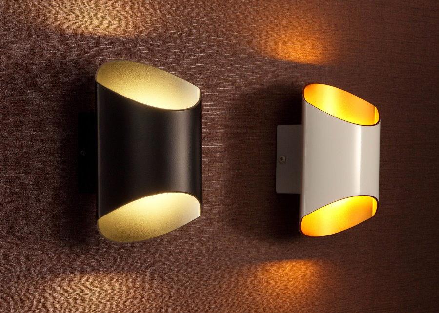Настенные светильники в современном стиле