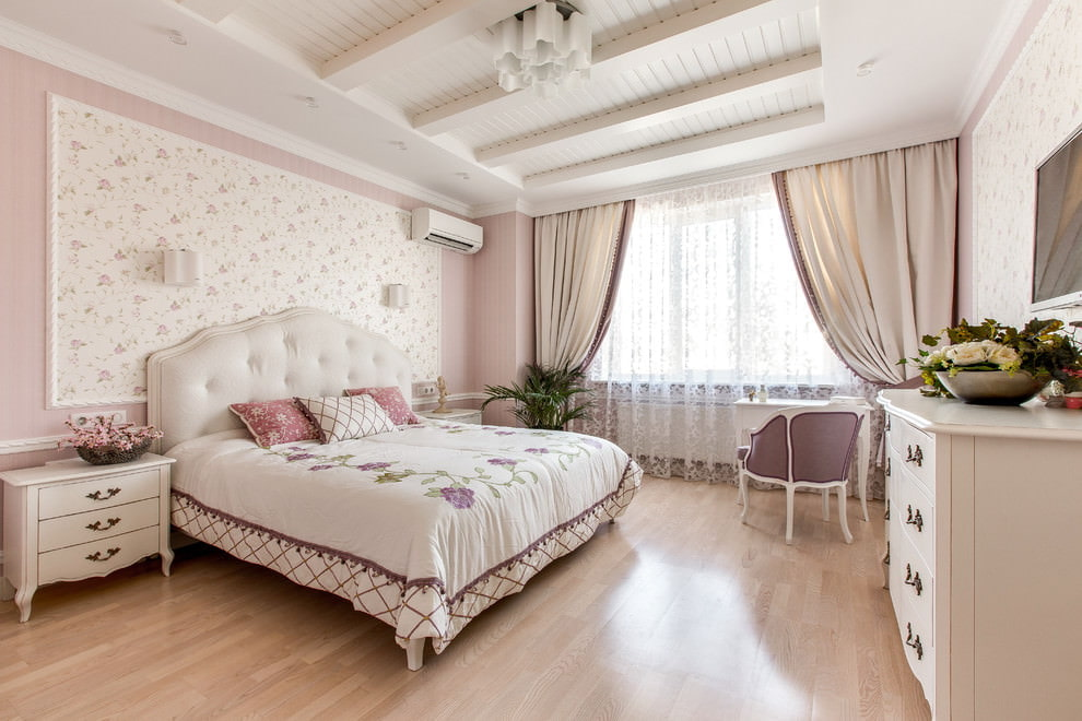 Детская комната в стиле прованс для девочки подростка