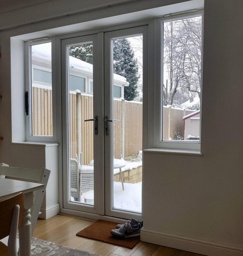 французские окна в квартире на балкон фото расскажем покажем