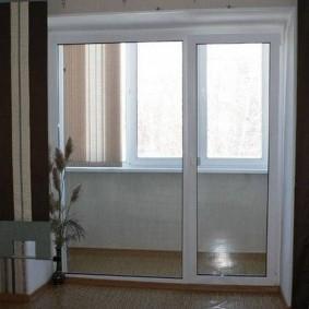 Портальные окна в интерьере квартиры