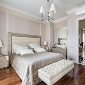 Неоклассический стиль в оформлении спальни