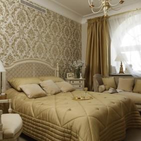 Выбор кровати под размеры спальни