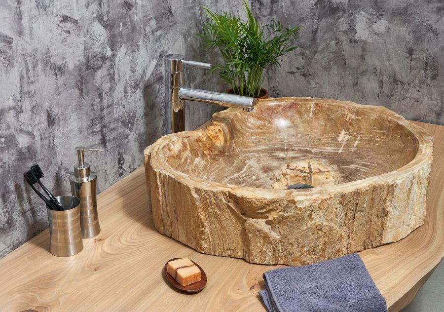 Эксклюзивная модель умывальника для ванной комнаты