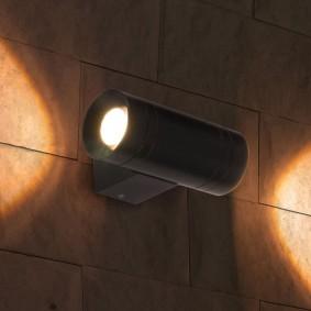 Уличный светильник с направленным световым потоком