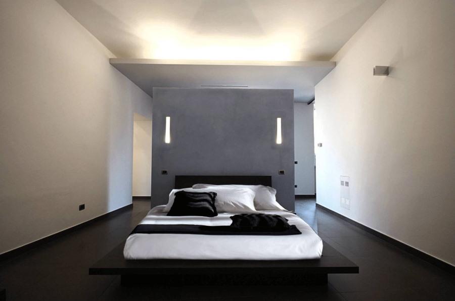 Цветовая гамма интерьера в стиле минимализма
