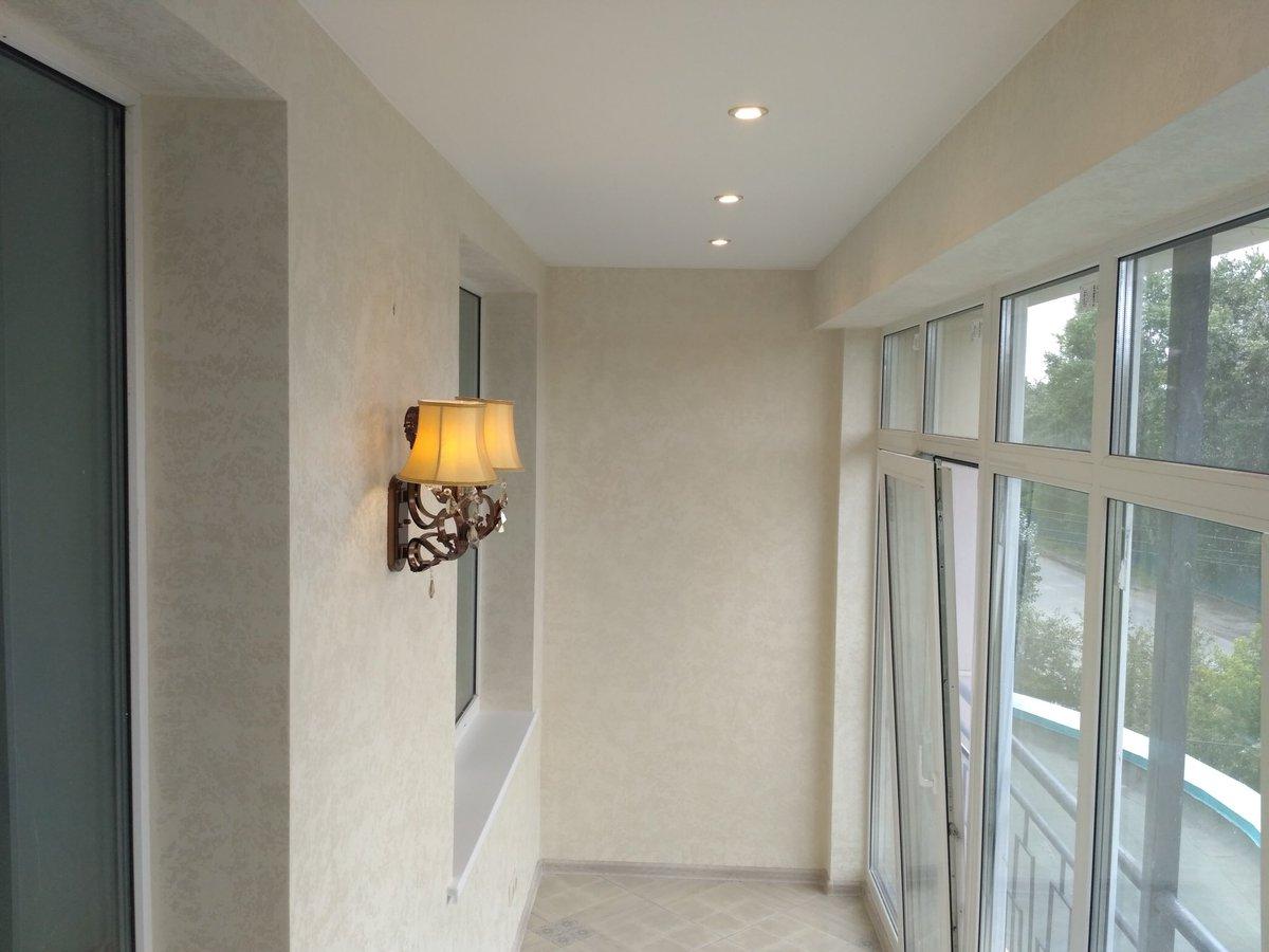 папа балкон отделка декоративной штукатуркой фото фото